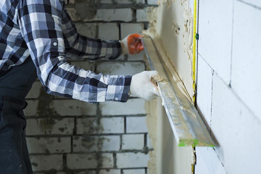 I vantaggi e le caratteristiche dell'intonaco isolante per l'edilizia