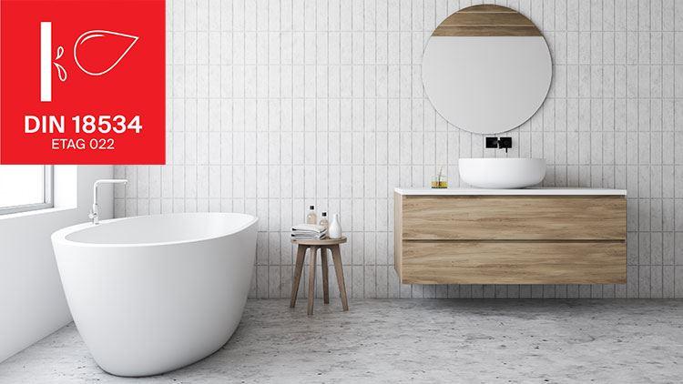 Fischer DuoSeal, il tassello per ambienti umidi e bagnati