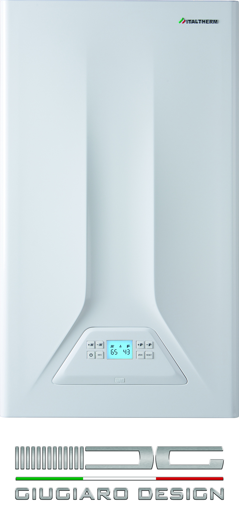 Italtherm: intubamento per caldaie a condensazione