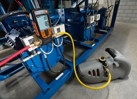 Come eseguire correttamente lo svuotamento degli impianti di refrigerazione e climatizzazione